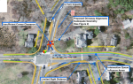 Traffic Impact Analysis at Worthen Rd / Mass Ave Intersection